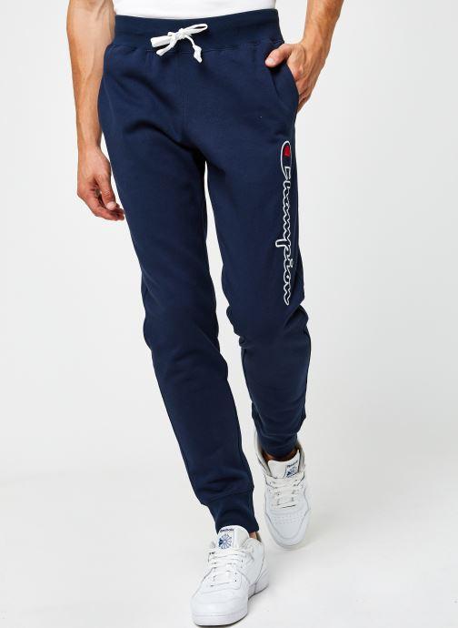 Vêtements Champion Rib Cuff Pants Bleu vue détail/paire
