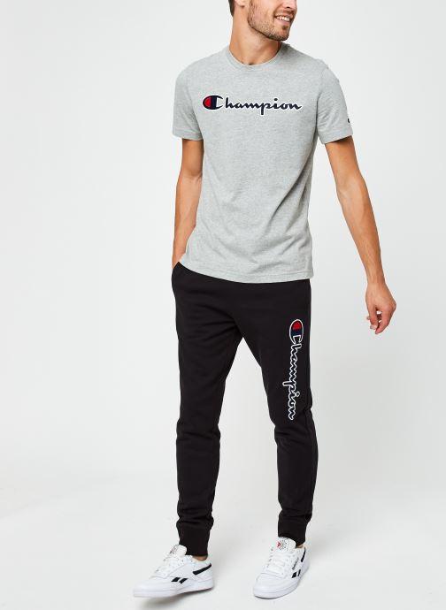 Vêtements Champion Rib Cuff Pants Noir vue bas / vue portée sac