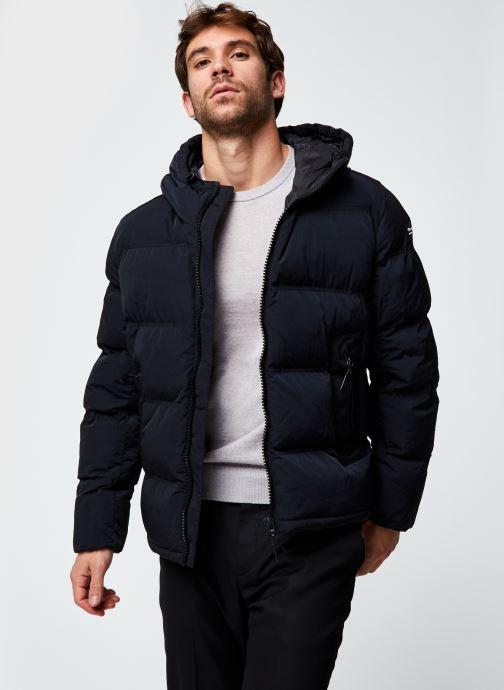 Vêtements Champion Hooded Jacket Noir vue détail/paire