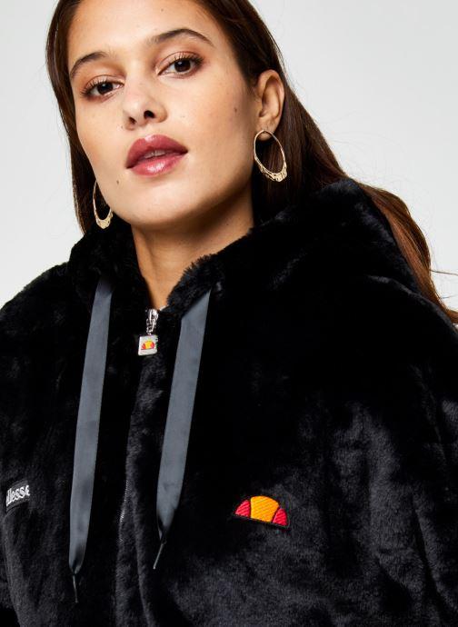 Vêtements Ellesse Giovanna Noir vue face