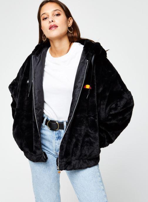 Vêtements Ellesse Giovanna Noir vue détail/paire