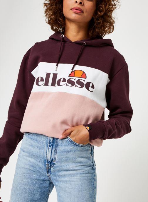Vêtements Ellesse Lassandra Violet vue droite