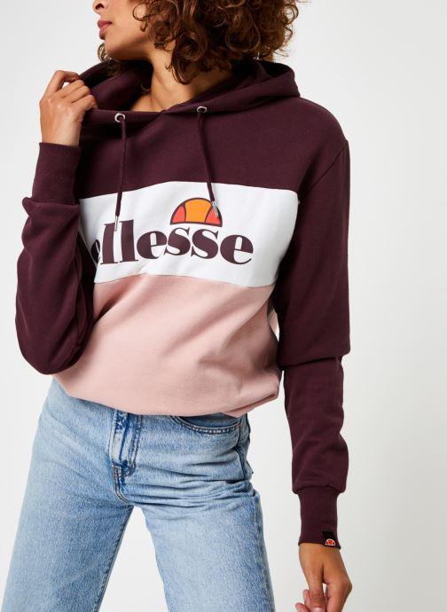 Vêtements Ellesse Lassandra Violet vue détail/paire