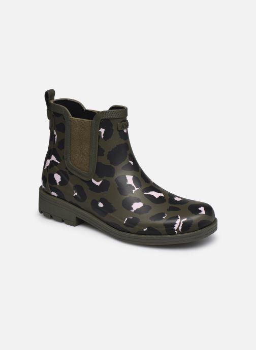 Boots en enkellaarsjes Aigle Carville Pt Groen detail