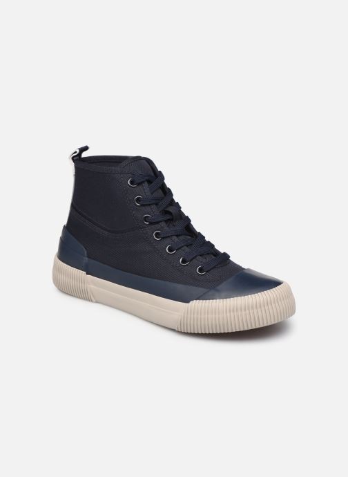 Baskets Femme Rubber Mid Sustainable