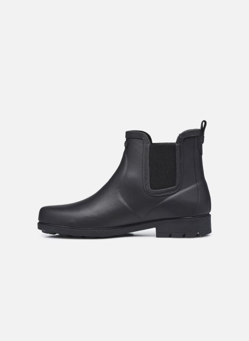Boots en enkellaarsjes Aigle Carville M Zwart voorkant