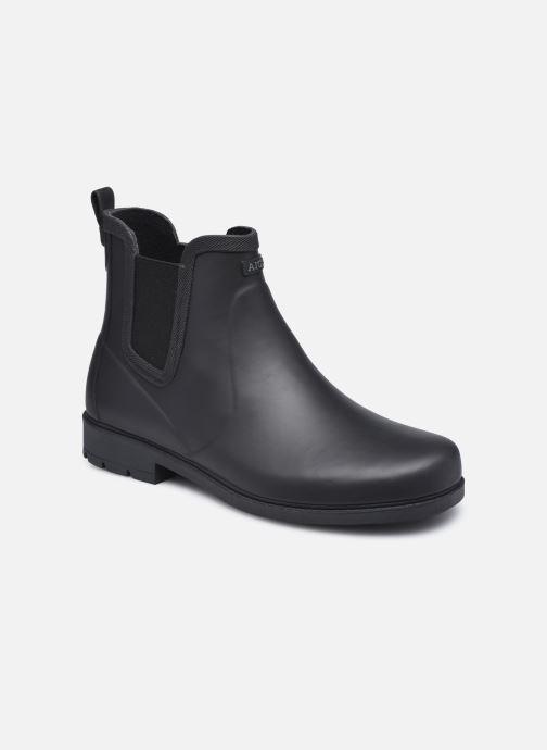 Bottines et boots Aigle Carville M Noir vue détail/paire