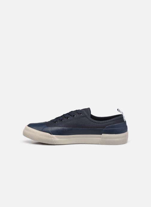 Sneakers Aigle Rubber Low M Blauw voorkant