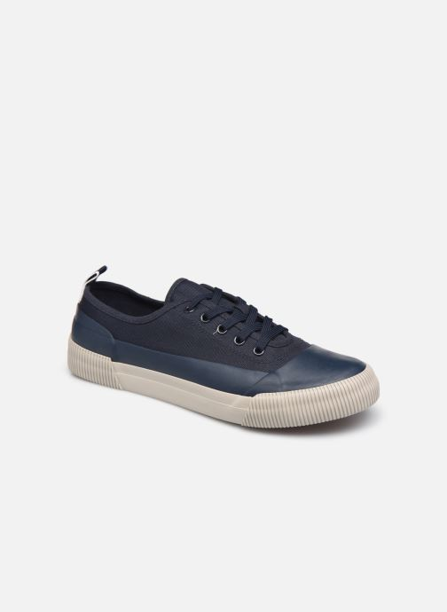Sneakers Aigle Rubber Low M Blauw detail