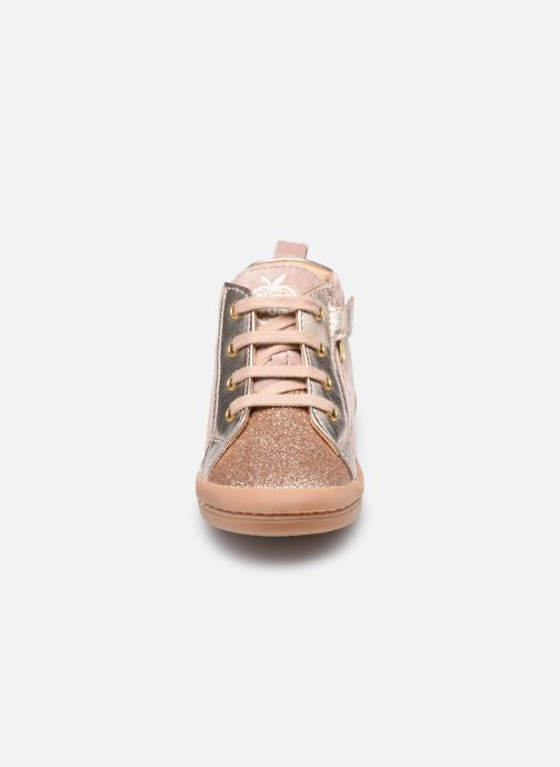 Bottines et boots Shoo Pom Kikki Star Rose vue portées chaussures
