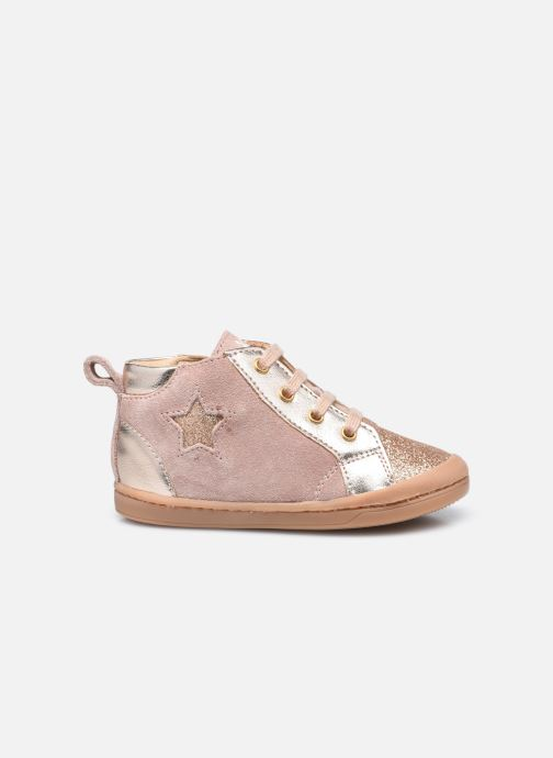 Bottines et boots Shoo Pom Kikki Star Rose vue derrière