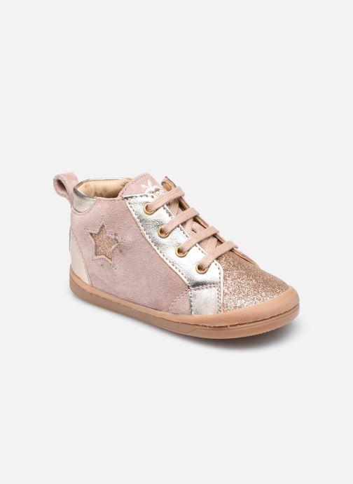 Bottines et boots Shoo Pom Kikki Star Rose vue détail/paire