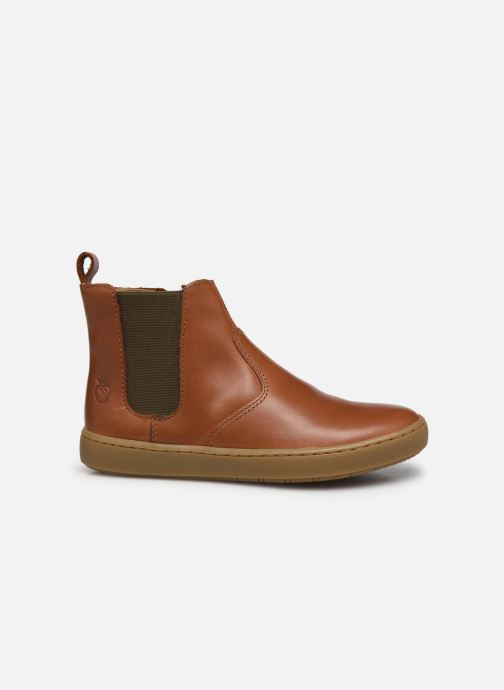 Boots en enkellaarsjes Shoo Pom Play Chelsea Bruin achterkant