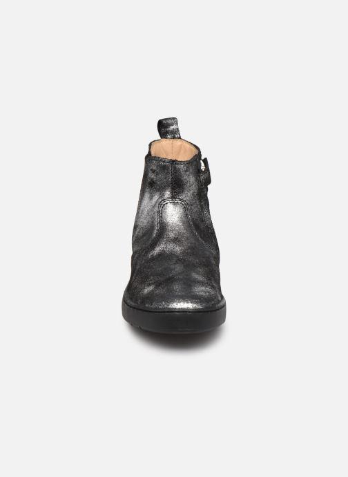 Boots en enkellaarsjes Shoo Pom Play Chelsea Zilver model