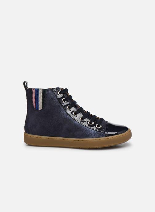 Sneaker Shoo Pom Play Joolace blau ansicht von hinten