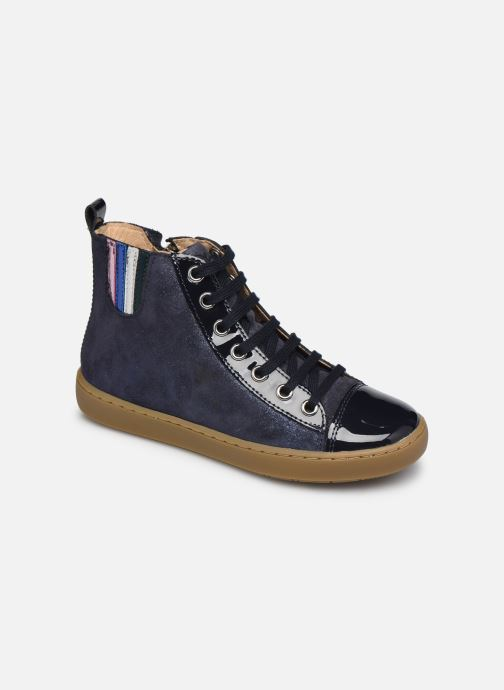 Sneaker Shoo Pom Play Joolace blau detaillierte ansicht/modell
