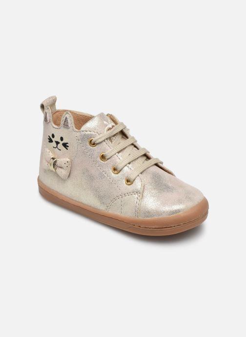 Bottines et boots Shoo Pom Kikki Wou Gris vue détail/paire