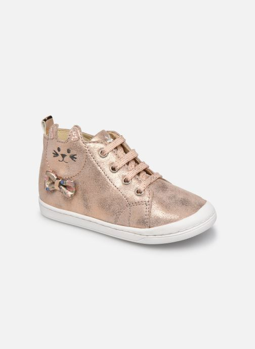 Bottines et boots Shoo Pom Kikki Wou Rose vue détail/paire