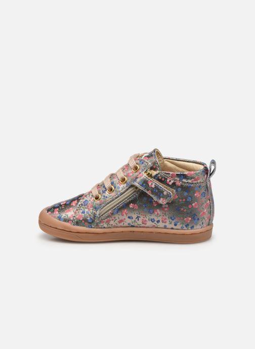 Boots en enkellaarsjes Shoo Pom Kikki Zip Lace Goud en brons voorkant
