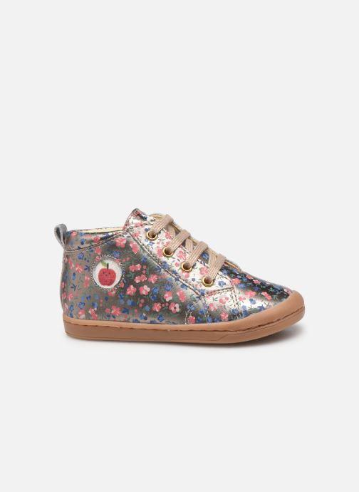 Boots en enkellaarsjes Shoo Pom Kikki Zip Lace Goud en brons achterkant
