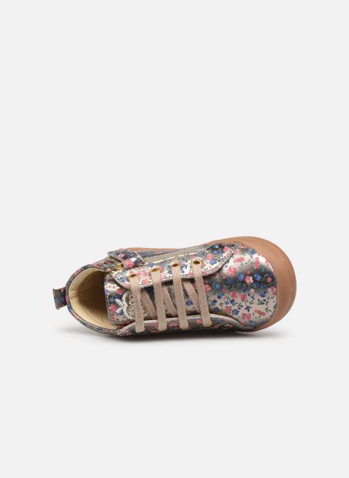 Boots en enkellaarsjes Shoo Pom Kikki Zip Lace Goud en brons links