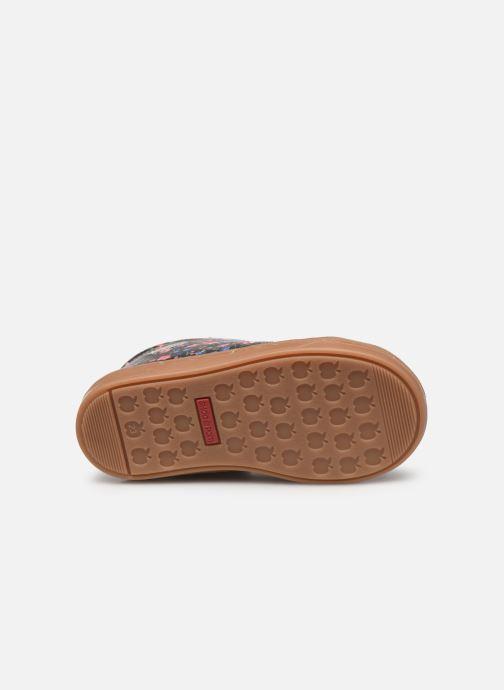 Boots en enkellaarsjes Shoo Pom Kikki Zip Lace Goud en brons boven