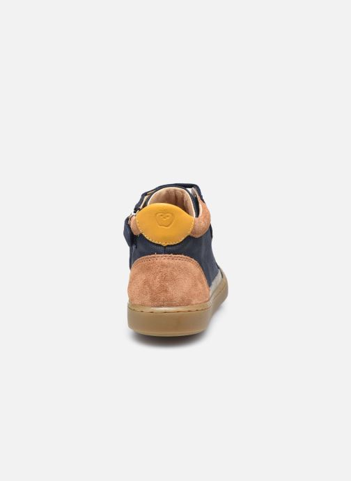 Sneakers Shoo Pom Play Connect Blauw rechts