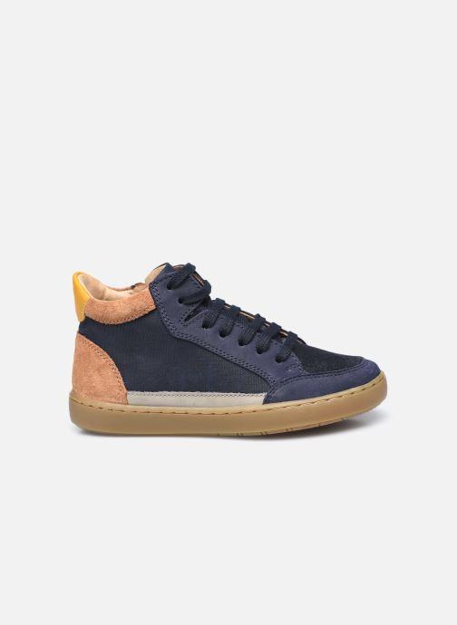 Sneaker Shoo Pom Play Connect blau ansicht von hinten