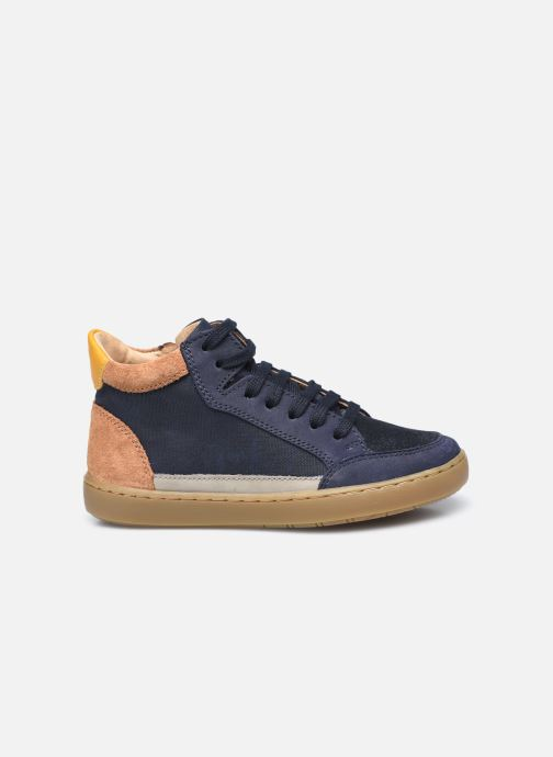 Sneakers Shoo Pom Play Connect Blauw achterkant
