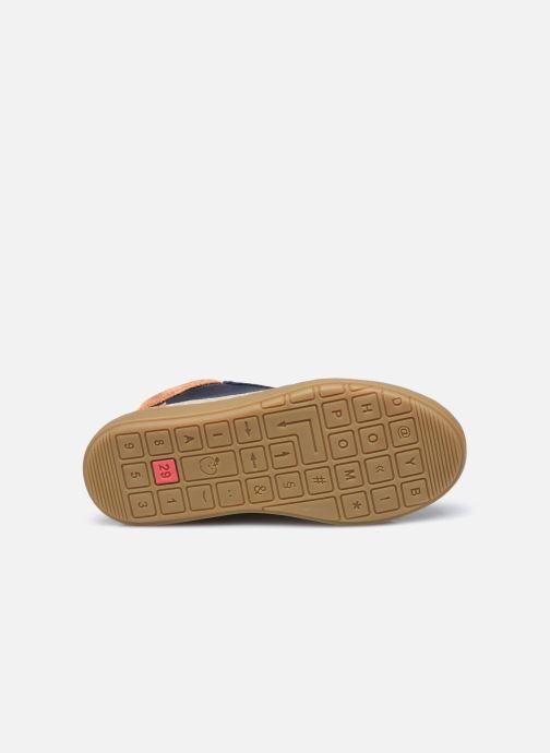 Sneaker Shoo Pom Play Connect blau ansicht von oben
