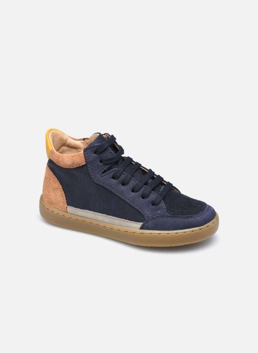 Sneaker Shoo Pom Play Connect blau detaillierte ansicht/modell