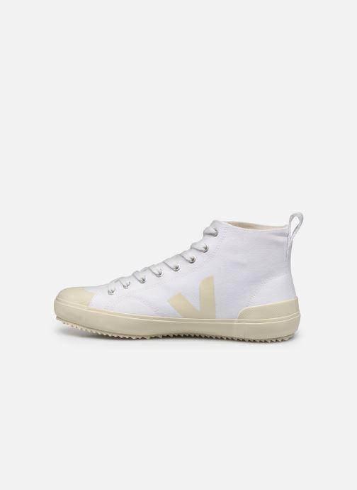 Sneakers Veja Nova Ht Bianco immagine frontale