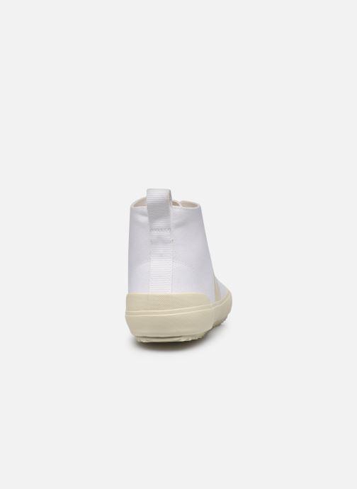 Sneaker Veja Nova Ht weiß ansicht von rechts
