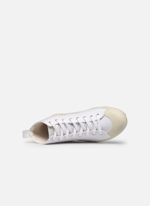 Sneaker Veja Nova Ht weiß ansicht von links