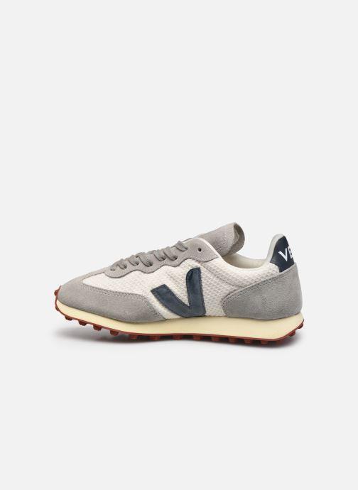 Sneaker Veja Rio Branco W grau ansicht von vorne