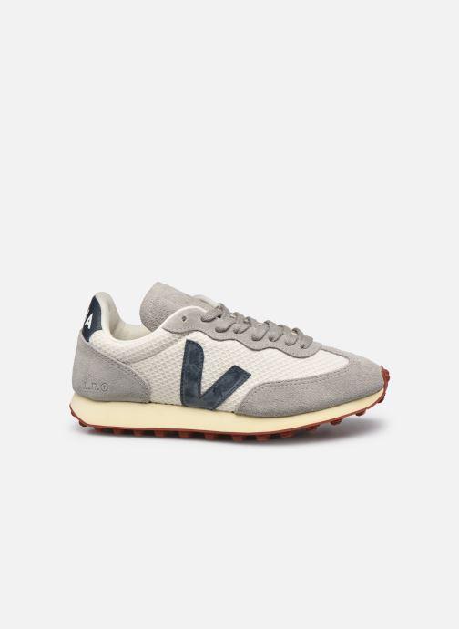 Sneaker Veja Rio Branco W grau ansicht von hinten