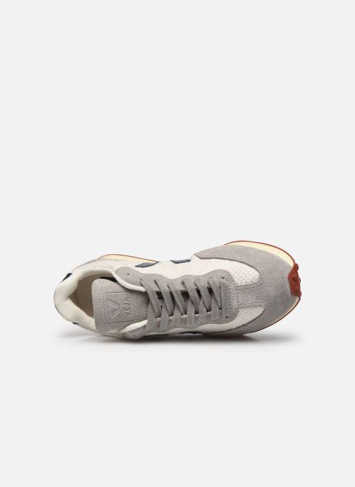 Sneaker Veja Rio Branco W grau ansicht von links
