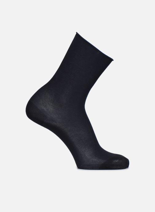 Socken & Strumpfhosen BLEUFORÊT CHAUSSETTES VELOUTEES UNIES blau detaillierte ansicht/modell