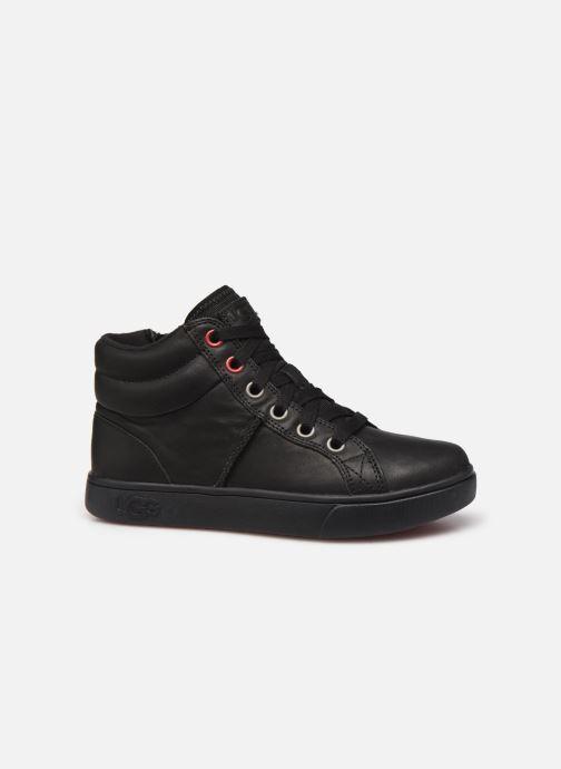 Deportivas UGG Boscoe Sneaker Leather K Negro vistra trasera