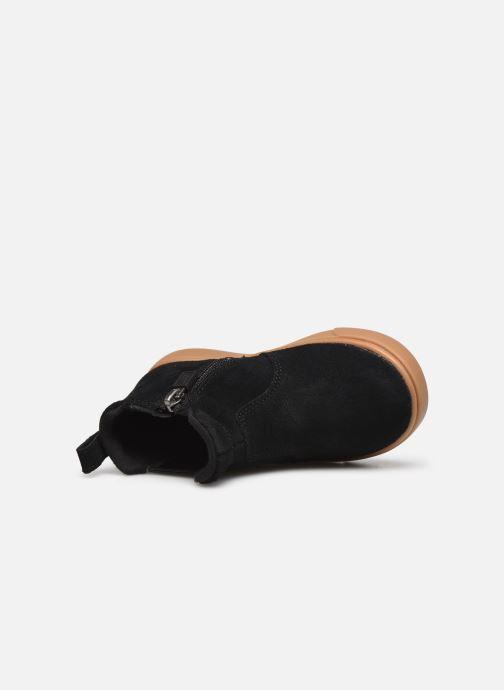 Boots en enkellaarsjes UGG Hamden II T Zwart links