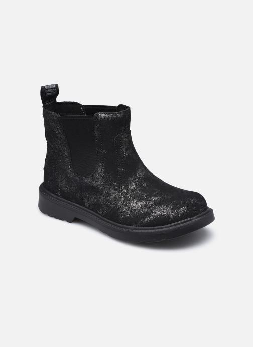 Stiefeletten & Boots UGG Bolden K silber detaillierte ansicht/modell