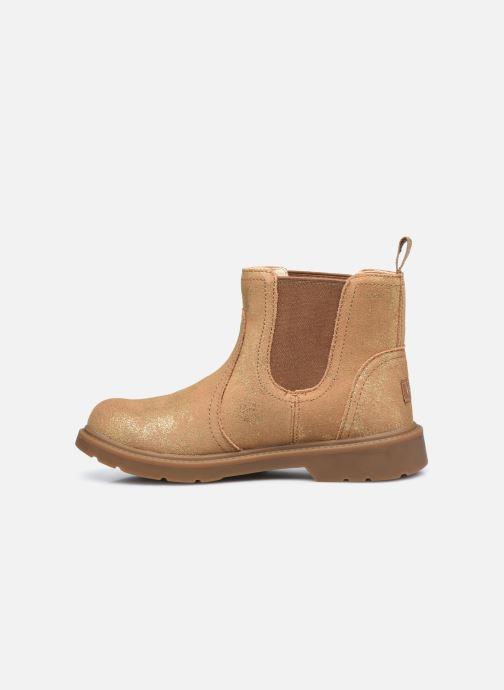 Stiefeletten & Boots UGG Bolden K gold/bronze ansicht von vorne