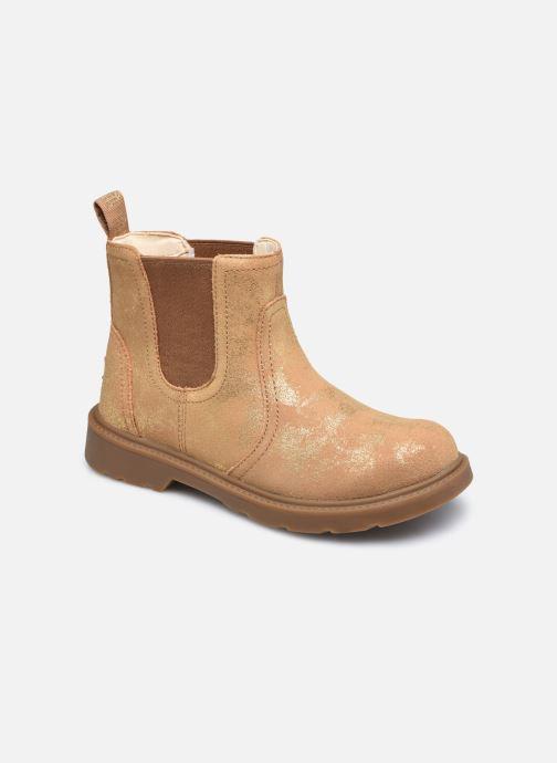 Stiefeletten & Boots UGG Bolden K gold/bronze detaillierte ansicht/modell