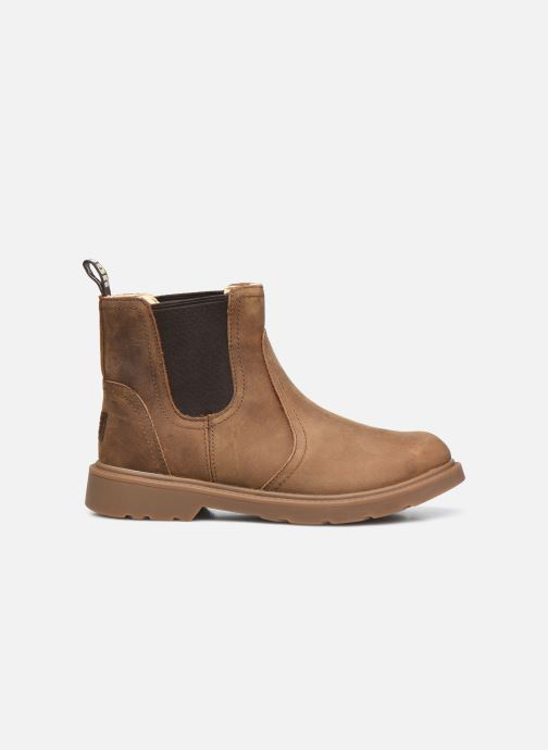 Bottines et boots UGG Bolden K Marron vue derrière