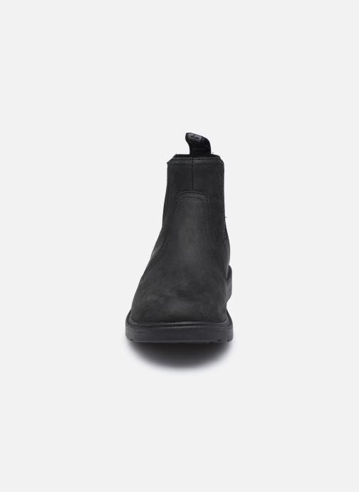 Stiefeletten & Boots UGG Bolden K schwarz schuhe getragen