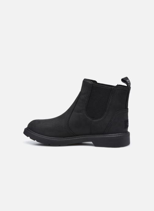 Stiefeletten & Boots UGG Bolden K schwarz ansicht von vorne