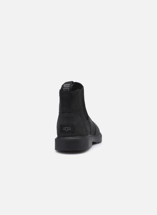 Stiefeletten & Boots UGG Bolden K schwarz ansicht von rechts