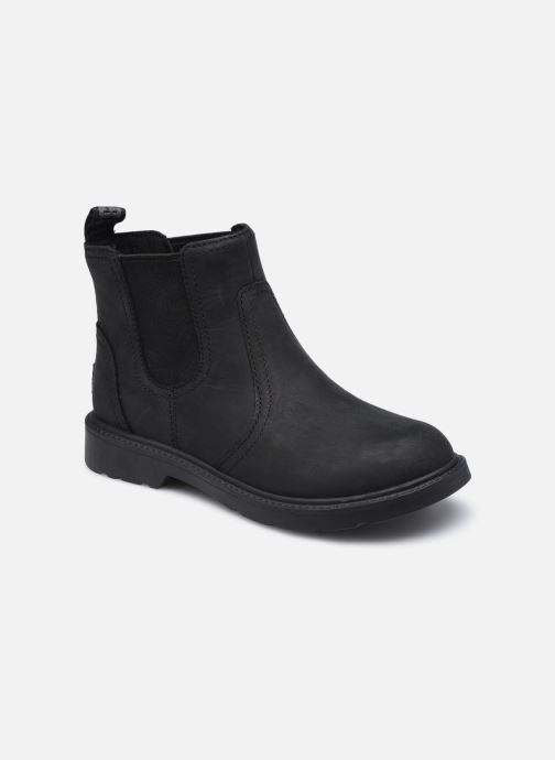 Stiefeletten & Boots UGG Bolden K schwarz detaillierte ansicht/modell