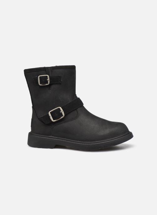 Bottines et boots UGG Kinzey K Noir vue derrière