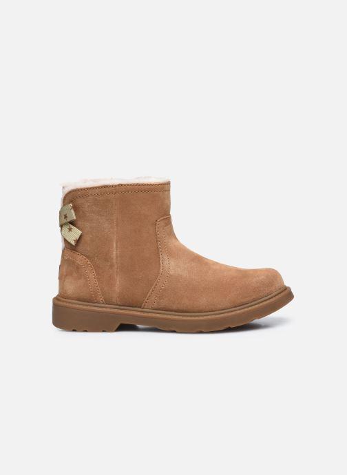 Stiefeletten & Boots UGG Lynde braun ansicht von hinten